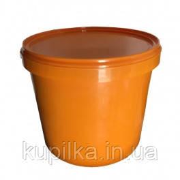 Кокосовое масло Tradekey с бета-каротином, 10л.