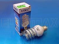 Лампочка LED E27 9W спиральная 4024