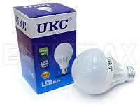 Лампочка LED E27 9W круглая