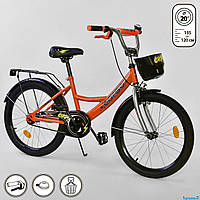 Детский велосипед Corso 20 дюймов (2019) new, фото 1