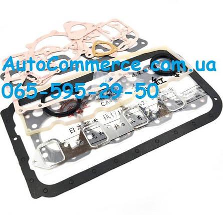 Прокладки двигателя набор FAW 1031, 1041, 1047, 1051 (Фав V=3.2), фото 2