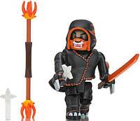 Игровая коллекционная фигурка Jazwares Roblox Core Figures Tohu: The Pantom Claw ROB0195