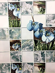 """Обои бумажные моющиеся """"Орхидея""""  8124-10  для кухни, прихожей и др. помещений  0,53*10"""