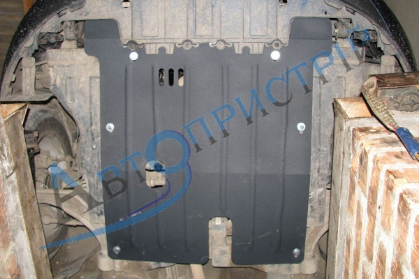Защита двигателя и КПП OPEL ZAFIRA Tourer C  2011 АКПП V-1,6 ; 1,3 CRDI