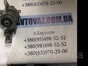 Механізм відключення редуктора переднього моста ВАЗ 2123 Шевроле Нива