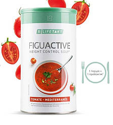 """Диетический суп Figuactiv томатный """"Средиземноморский"""" для контроля веса, 500 гм"""