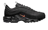 Оригинальные кроссовки Nike Air Max Plus 97 Black (ART.CD7862 001)