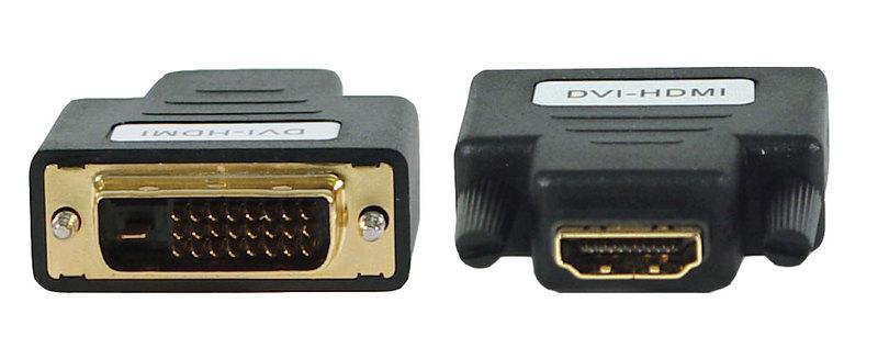 Переходник DVI-HDMI адаптер (НОВЫЙ)