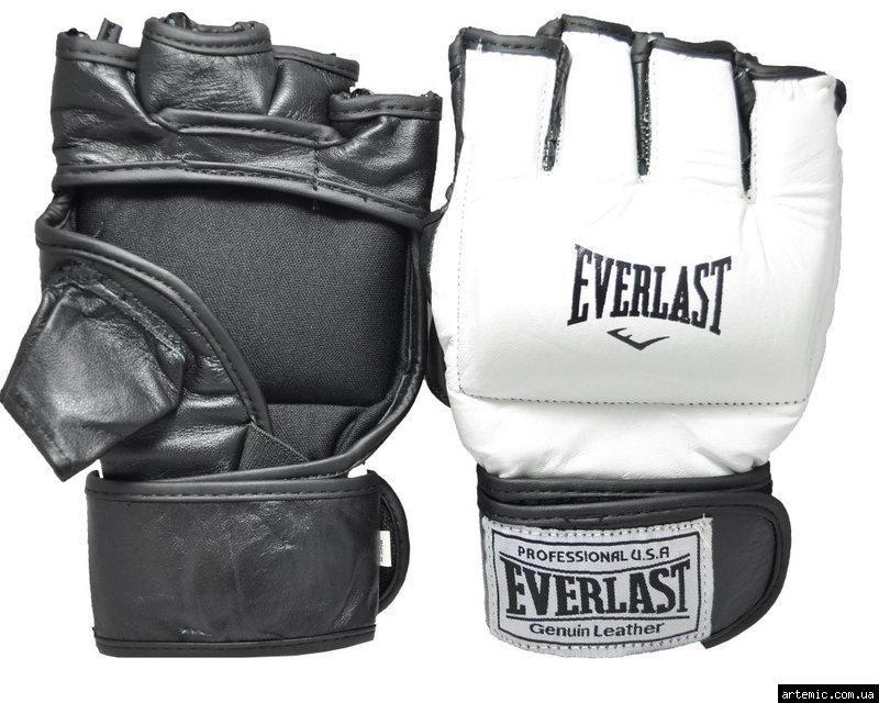 Перчатки для единоборств Everlast кожа EVLTH4015 XL
