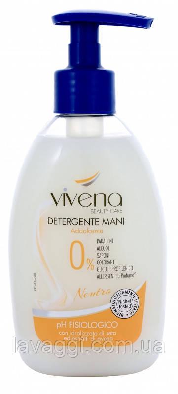Моющее средство для рук (нейтральное, 0%) Vivena Detergente Mani Neutro 0% 300мл