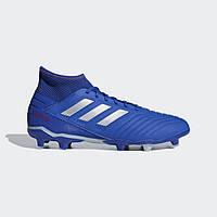 Мужские футбольные бутсы Adidas Performance Predator 19.3 FG (Артикул: BB8112)