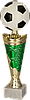 Кубок 8293, футбольный, золотисто-зеленый