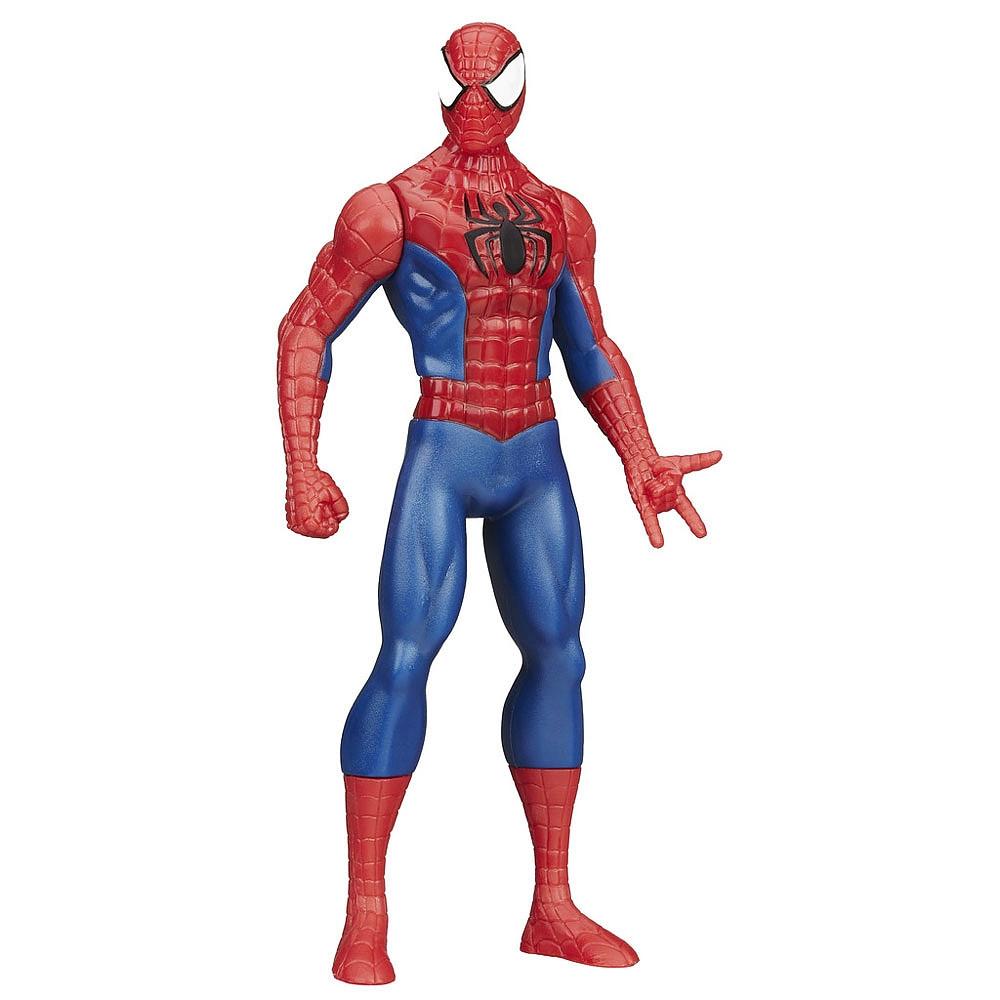 Фигурка Человек-паук высотой 15 см. Оригинал Hasbro B1816/B1686