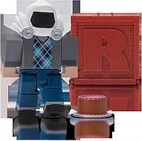 Игровая коллекционная фигурка Roblox Mystery Figures Brick S4 Jazwares 10782R
