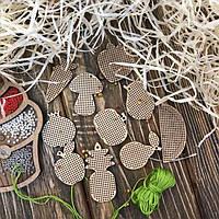 Набор для вышивания по дереву FLSW-002