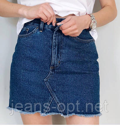 Юбка женская джинсовая , фото 2