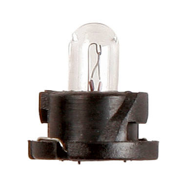 Автолампа ук. RING 509TFBK/14 14v 1.4w F4.8 (Black Base) Panel Bulb, фото 2