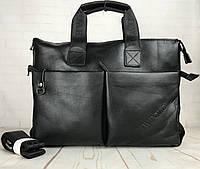 УЦЕНКА. Изъян. Мужская сумка-портфель Polo под формат А4  УЦКС10