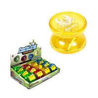 """Игра """"Йо-Йо"""", со светом (желтое) 700-4 sco"""