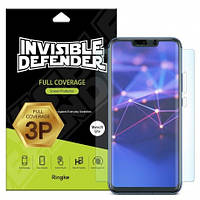 Защитная пленка Ringke Full Cover для телефона Huawei Mate 20 Lite (комплект 3 шт.)