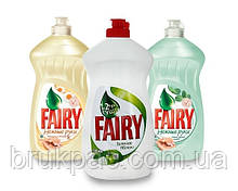 Гель для мытья посуды Fairy 500 мл. в ассортименте