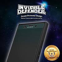 Защитная пленка Ringke Full Cover для телефона Sony Xperia XZ1 Compact