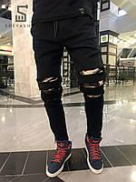 Спортивные штаны Universal черные, фото 1