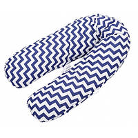Подушка многофункциональная для беременных (холофайбер) Twins Relax multi color