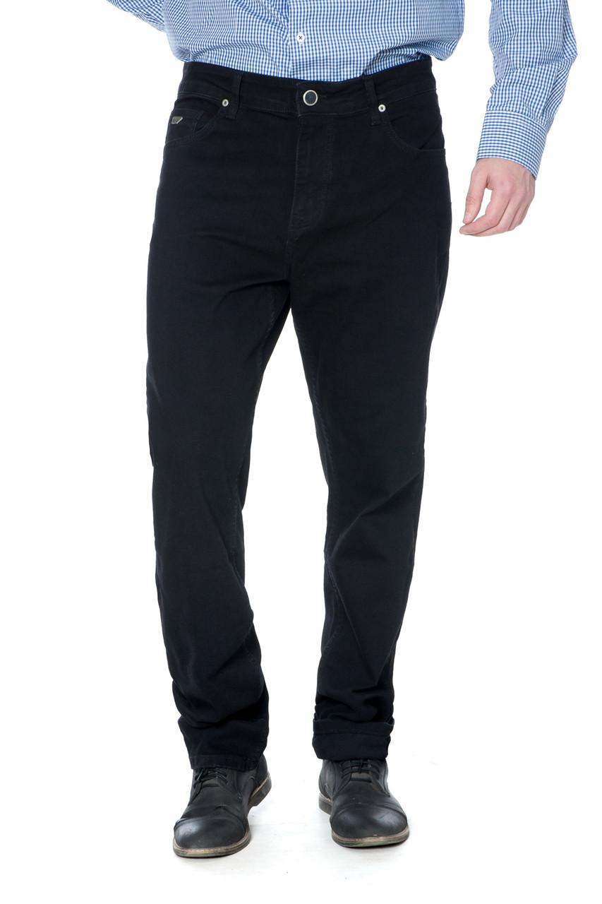 Батальные джинсы Franco Benussi Fb16-625 черные