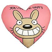 Подушка Make me happy 150417-008
