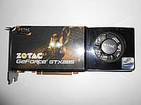 PCI-E Zotac GeForce GTX 285 1Gb 512Bit GDDR3