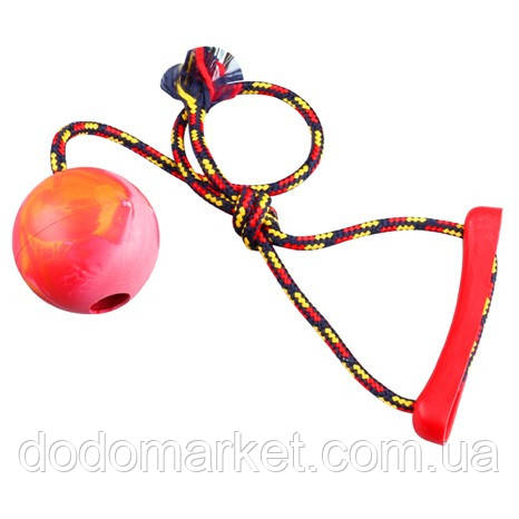 Мяч для апорта игрушка для собак 7 см № 2 Sum-Plast