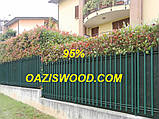 Сетка 6*50м 95% Итальянское качество затеняющая, маскировочная, фото 4
