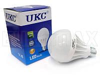 Лампочка LED E27 18W круглая