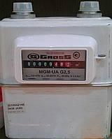 """Газовый счётчик мембранного типа """"GROSS"""" G-2,5"""