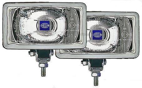 Комплект автомобільних фар дальнього світла Hella Comet 450 1FB005860831, фото 2