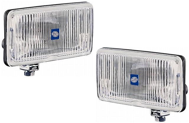 Комплект автомобільних фар дальнього світла Hella Comet 450 1FB005860831