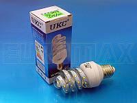 Лампочка LED E27 7W спиральная 4023