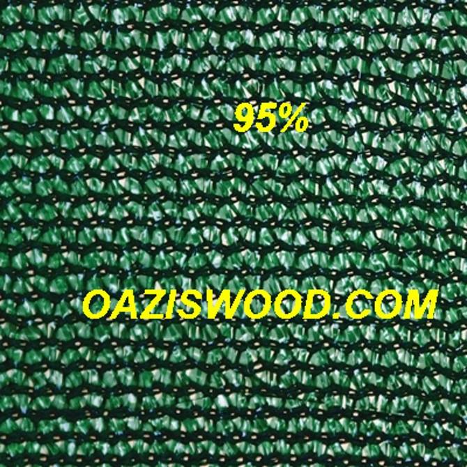 Сетка 5*50м 95% Итальянское качество затеняющая, маскировочная