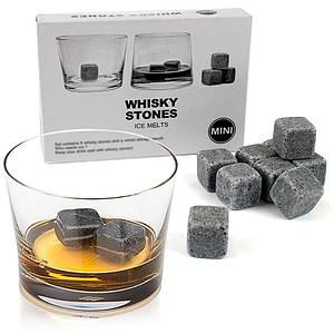 Камни для охлаждения виски 9 шт Whisky Stones mini 149501