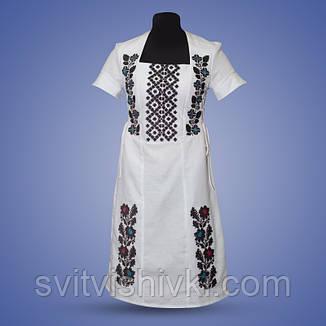 Вышитое платье женское в этно стиле , фото 2