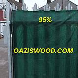 Сітка 3 * 50м 95% Італійська якість затіняюча, маскувальна, фото 8