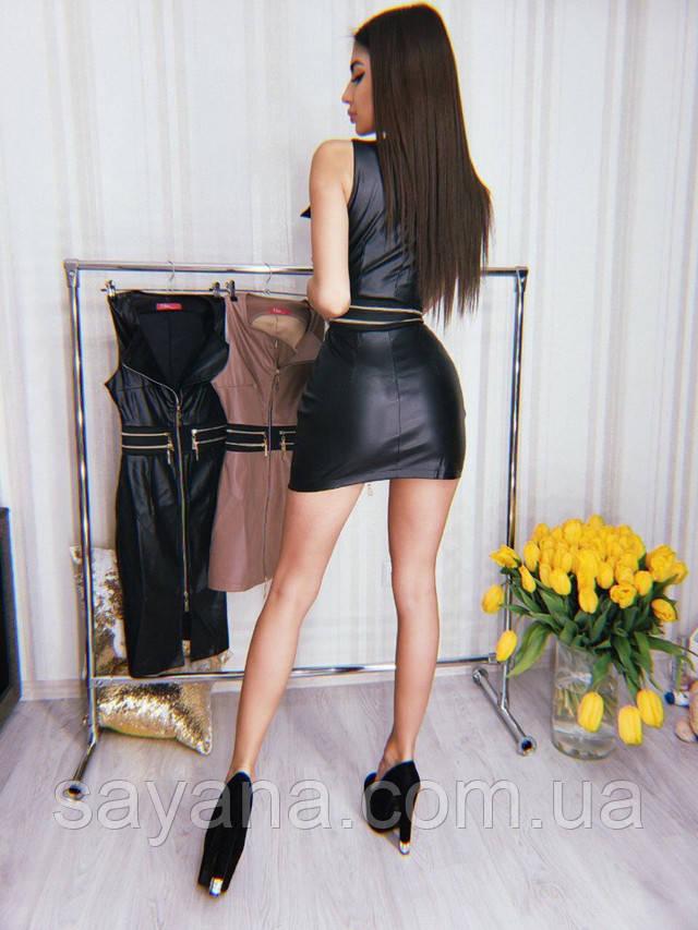 женское платье-футляр