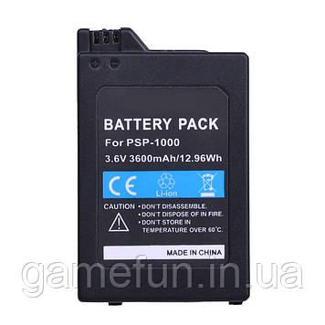 Sony PSP 1000 (FAT) акумулятор 3.6 V/3600mAh