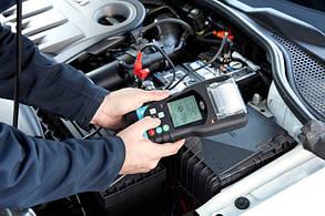 Тестер акумуляторних батарей з термопринтером Ring RBAG700, фото 2