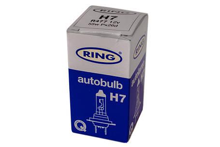 Автолампа RING R477 H7 55W 12V PX26d, фото 2