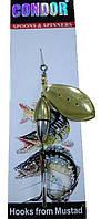 Блесна-вертушка Condor 5021-05 Color 116 15г