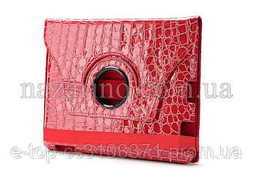Чехол для iPad лакированный ( croco ) 012 (012)