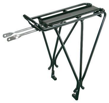 Велосипедный багажник задний Topeak Explorer Disc к серии MTX 26''/27,5''/700C черный 620г (GT)