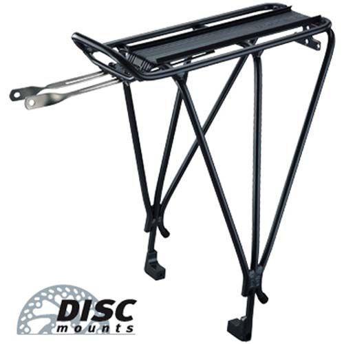"""Велосипедный багажник задний Topeak Explorer Disc к серии MTX 29"""" черный 680г (GT)"""